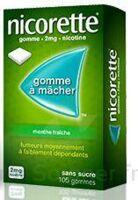 Nicorette 2 Mg Gom à Mâcher Médic Sans Sucre Menthe Fraîche Plq/30gom à AURILLAC