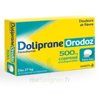 Dolipraneorodoz 500 Mg, Comprimé Orodispersible à AURILLAC