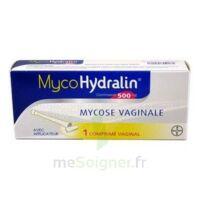 Mycohydralin 500 Mg, Comprimé Vaginal à AURILLAC