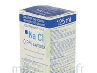 Sodium 0,9% Lav Inj Fv125ml 1 à AURILLAC
