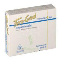 Fero-grad Vitamine C 500, Comprimé Enrobé à AURILLAC