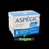 Aspegic 500 Mg, Poudre Pour Solution Buvable En Sachet-dose 20 à AURILLAC