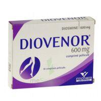 Diovenor 600 Mg, Comprimé Pelliculé