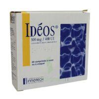 Ideos 500 Mg/400 Ui, Comprimé à Sucer Ou à Croquer à AURILLAC