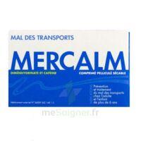 Mercalm, Comprimé Pelliculé Sécable à AURILLAC