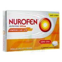 Nurofen 200 Mg, Comprimé Orodispersible à AURILLAC