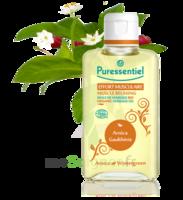Puressentiel Articulations & Muscles Huile De Massage Bio** Effort Musculaire - Arnica - Gaulthérie - 100 Ml à AURILLAC