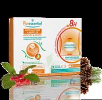 Puressentiel Articulations & Muscles Patchs Chauffants Articulations & Muscles Aux 14 Huiles Essentielles Bas Du Dos - 2 Patchs à AURILLAC