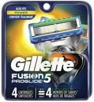 Gillette Fusion Proglide Lames à AURILLAC