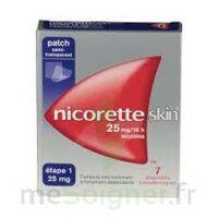 Nicoretteskin 25 Mg/16 H Dispositif Transdermique B/7 à AURILLAC