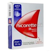 Nicoretteskin 25 Mg/16 H Dispositif Transdermique B/28 à AURILLAC
