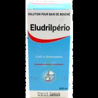 Eludrilperio 0,2 %, Solution Pour Bain De Bouche à AURILLAC