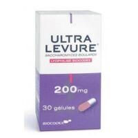 Ultra-levure 200 Mg Gélules Fl/30 à AURILLAC