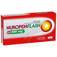 Nurofenflash 400 Mg Comprimés Pelliculés Plq/12 à AURILLAC