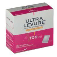 Ultra-levure 100 Mg Poudre Pour Suspension Buvable En Sachet B/20 à AURILLAC
