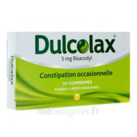 Dulcolax 5 Mg Comprimés Enrobés Gastro-résistants Plq/30