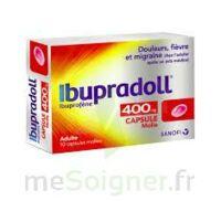Ibupradoll 400 Mg Caps Molle Plq/10 à AURILLAC