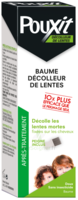 Pouxit Décolleur Lentes Baume 100g+peigne à AURILLAC