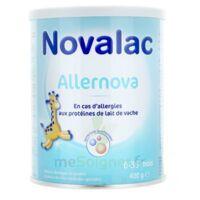 Novalac Expert Allernova Aliment Infantil B/400g à AURILLAC