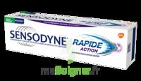 Sensodyne Rapide Pâte Dentifrice Dents Sensibles 75ml à AURILLAC