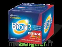 Bion 3 Défense Junior Comprimés à Croquer Framboise B/30 à AURILLAC