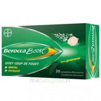 Beroccaboost Comprimés Effervescents B/20 Promo 2€ à AURILLAC