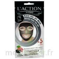L'action Masque Au Charbon à AURILLAC