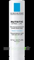 Nutritic Stick Lèvres Sèche Sensibles Etui/4,7ml à AURILLAC