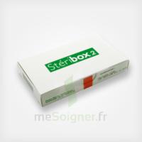 Stéribox Kit Prévention Et Hygiène Pour Les Toxicomanes Avec Seringues 100ui/ml à AURILLAC