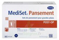 Mediset® Set De Pansement Post Op Avec Coupe-fil Pour Grandes Plaies - Boîte De 3 Soins à AURILLAC