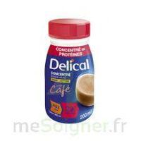 Delical Boisson Hp Hc Concentree Nutriment Café 4bouteilles/200ml à AURILLAC