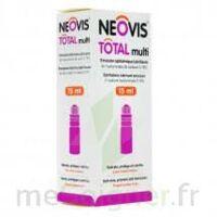 Neovis Total Multi S Ophtalmique Lubrifiante Pour Instillation Oculaire Fl/15ml à AURILLAC