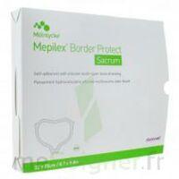 Mepilex Border Sacrum Protect Pansement Hydrocellulaire Siliconé 22x25cm B/10 à AURILLAC