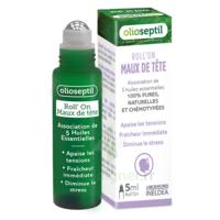 Olioseptil Huile Essentielle Maux De Tête Roll-on/5ml à AURILLAC