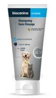 Biocanina Shampooing Sans Rinçage 200ml à AURILLAC