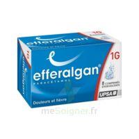 Efferalganmed 1 G Cpr Eff T/8 à AURILLAC