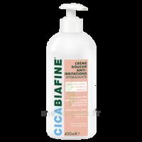Cicabiafine Crème Douche Anti-irritations Bouteille Fl Pompe/400ml à AURILLAC