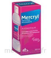 Mercryl Solution Pour Application Cutanée Moussante Blanc Fl/300ml à AURILLAC