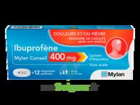 Ibuprofene Mylan Conseil 400mg, Comprimés Pelliculés à AURILLAC