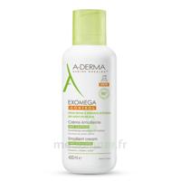 Aderma Exomega Control Crème émolliente Pompe 400ml à AURILLAC