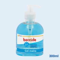 Baccide Gel Mains Désinfectant Sans Rinçage 300ml à AURILLAC