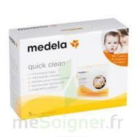 MEDELA QUICK CLEAN, bt 5 à AURILLAC