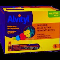 Alvityl Resist Solution Buvable 8 Fioles à AURILLAC