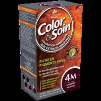 Color&soin Kit Coloration Permanente 4m Châtain Acajou à AURILLAC