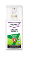 Paranix Moustiques Spray Spécial Tiques Fl/90ml à AURILLAC