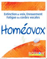 Boiron Homéovox Comprimés