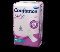 Confiance Lady Protection Anatomique Incontinence 2 Gouttes Sachet/14