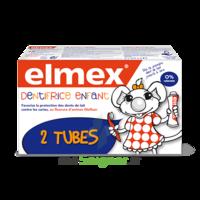 Elmex Duo Dentifrice Enfant, Tube 50 Ml X 2 à AURILLAC