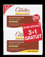 Rogé Cavaillès Savon Surgras Extra Doux Amande Verte 3x250g + 1 Offert à AURILLAC