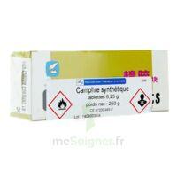 Cooper Camphre Tablettes 250g à AURILLAC